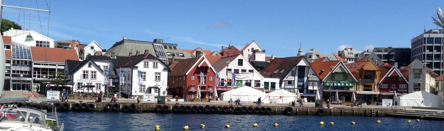 Nouvel arrivant à Stavanger