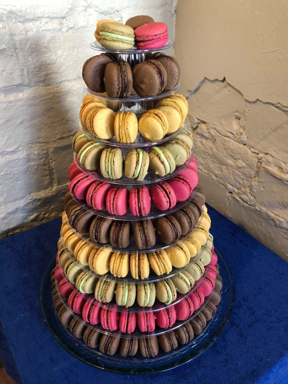 Pâtisseries françaises pour vos fêtes de fin d'année !