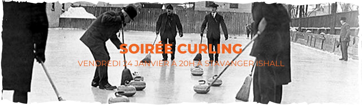 Slider Soirée Curling