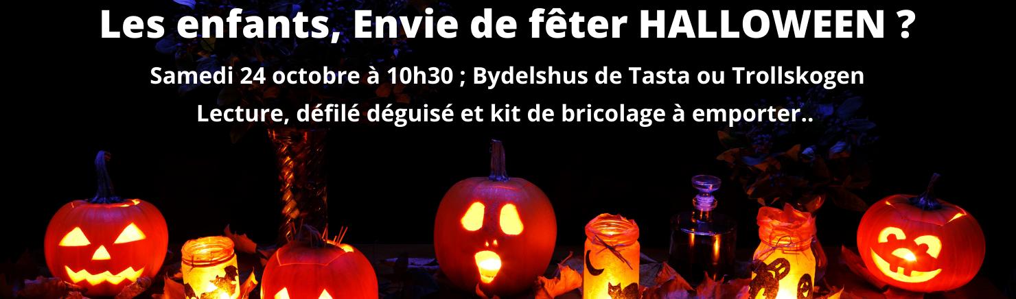 Slide Halloween